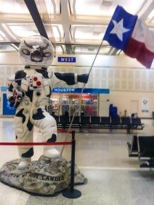 Houston's Moonwalker