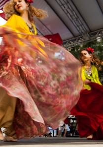 Turkish Folk Festival Dancers 1
