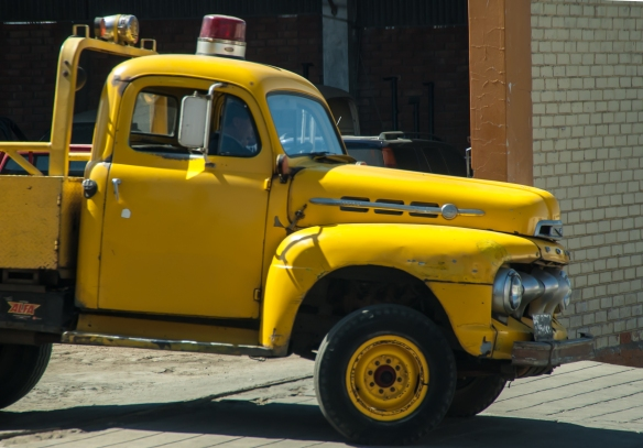 Arequipa Fire Truck