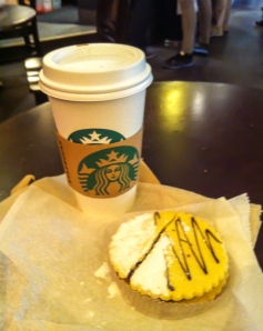 Starbucks Mocha Coffee