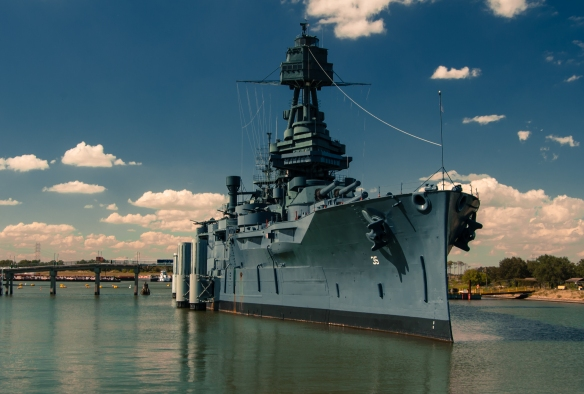 USS Texas BB35