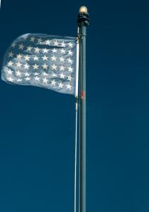 Naval Jack - 48 State Stars