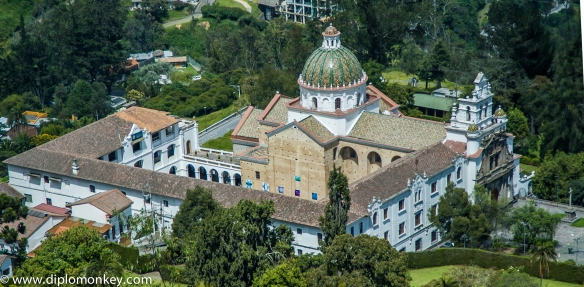 Sanctuary of the Virgin of Guapulo and Convent - or simply the Guapulo Church
