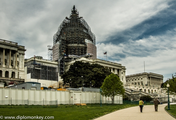 The Capitol Dome, Restoration, #1