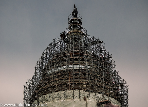 The Capitol Dome Restoration, #2