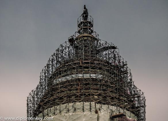 The Capitol Dome Restoration, #2