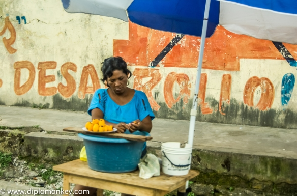 Iquitos Street Scene #2