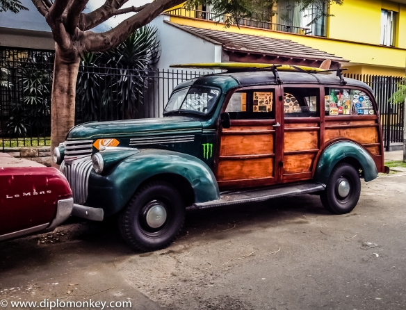 Chevrolet Campbell Woodie