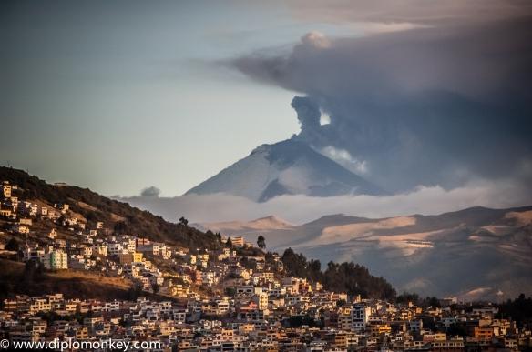 Cotopaxi Volcano #3